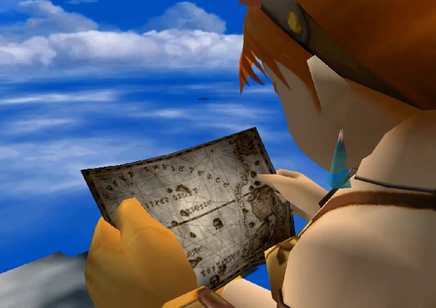 Aika Skies of Arcadia