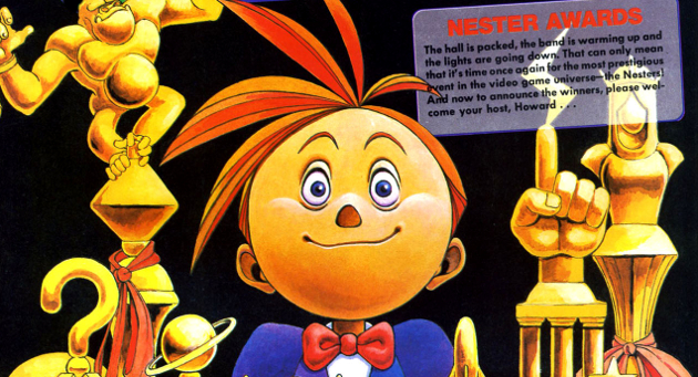 Nintendo Power Awards