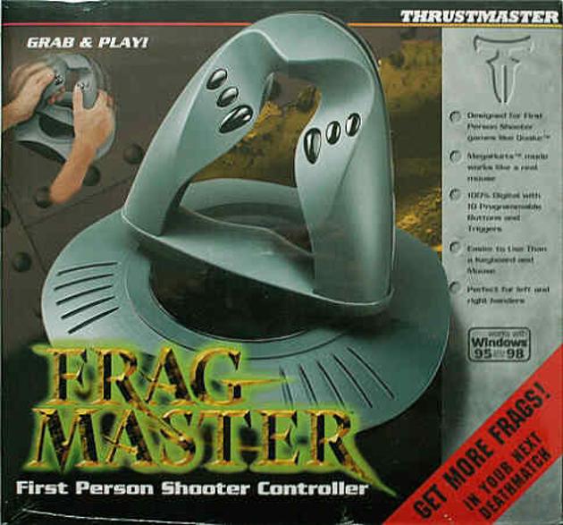 Thrustmaster Fragmaster