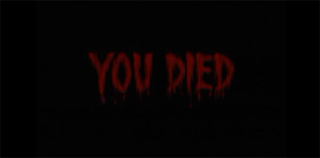 Resident Evil - You Died