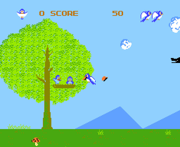 bird week famicom