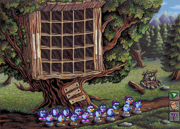 logical journey zoombinis