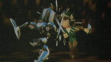 Ocarina of Time Demo