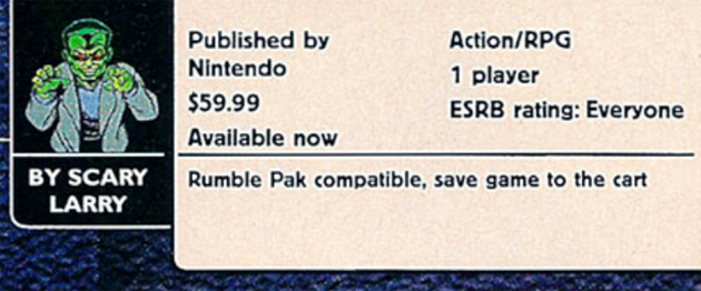 Ocarina of Time Price