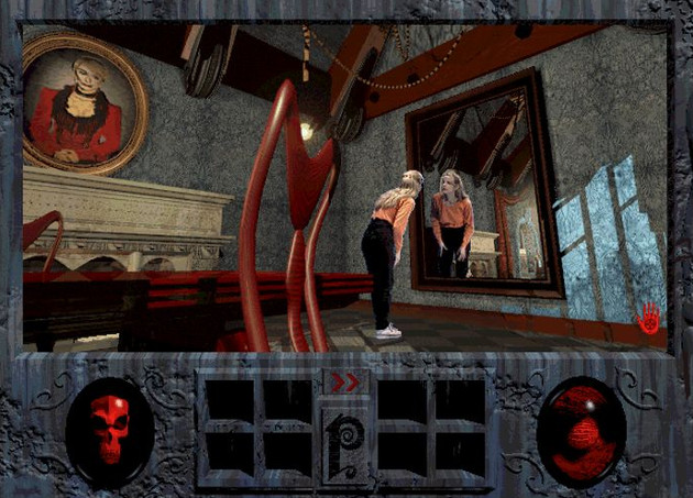 Phantasmagoria game