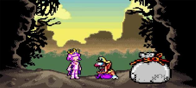 Princess Shokora - Wario Land 4