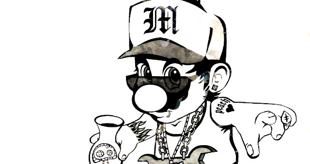 Mario Bong