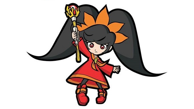 WarioWare Ashley