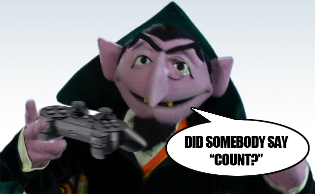Did Somebody Say Count