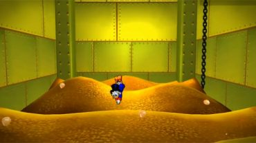 DuckTales Remastered Money Bin
