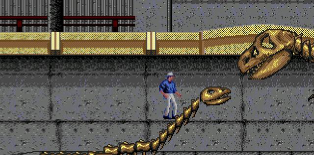 Jurassic Park Alan Grant