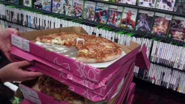 GameStop Pizza