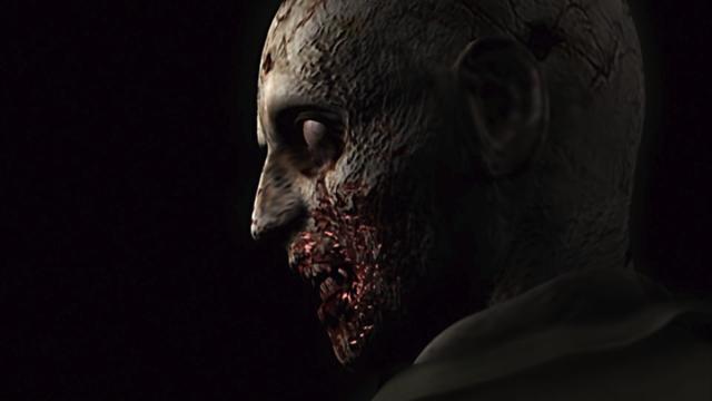Resident Evil Zombie Face