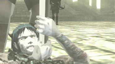 Shadow of the Colossus Cutscene
