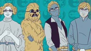 Star Wars Boy Band
