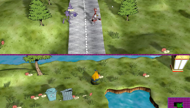 ToeJam and Earl Co-op