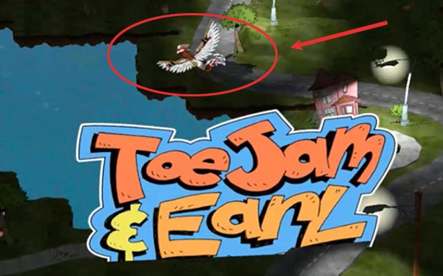 Toejam and Earl Icarus