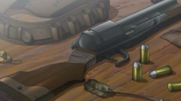 Wild Arms Rudy's Gun