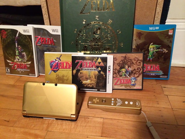 My Zelda Stuff