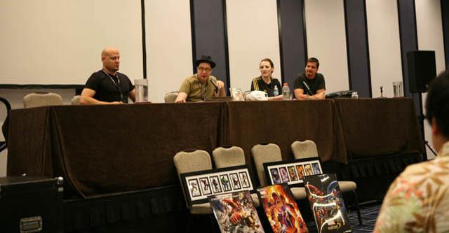 Capcom Panel