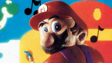 Claymation Mario