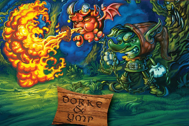 Dorke and Ymp Cover