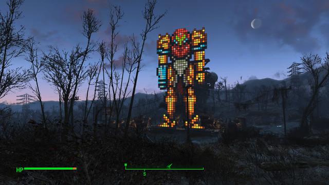 Fallout 4 Samus