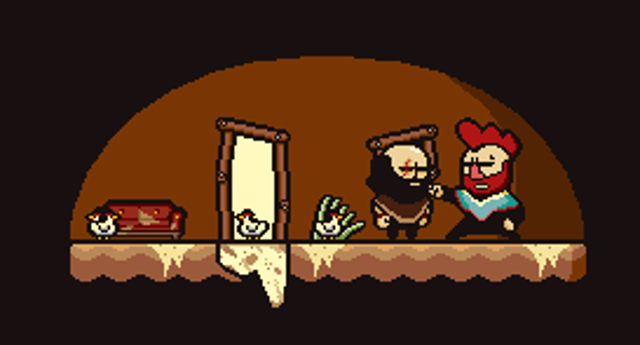 Lisa the RPG
