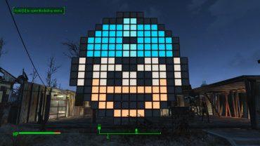 Mega Man in Fallout 4