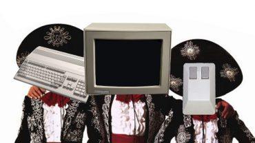 The 3 Amigas