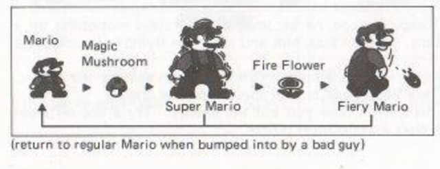 Super Mario Bros Manual