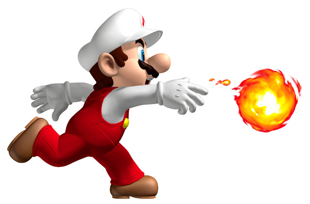 New Super Mario Bros Fire
