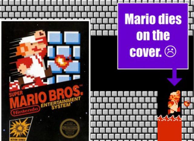Mario Death