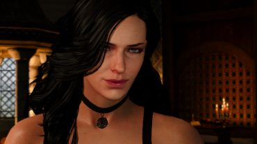 witcher 3 yennefer