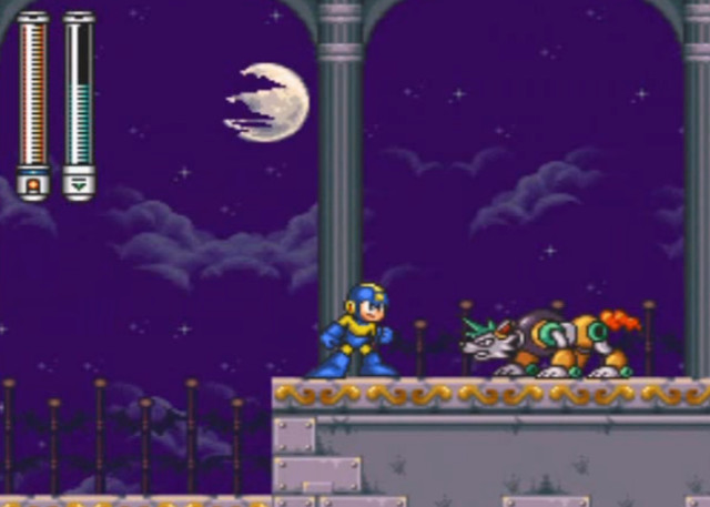 Mega Man 7 Werewolf