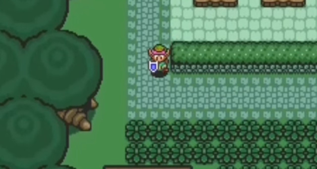 Retrovolve - A Link to the Past