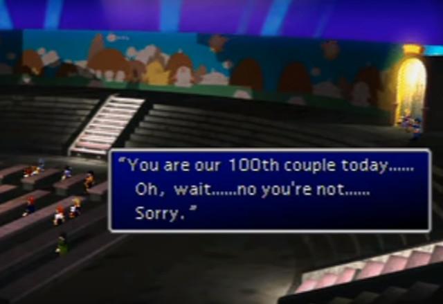 Final Fantasy VII Barret date