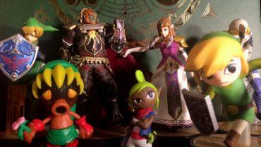 Zelda Toys