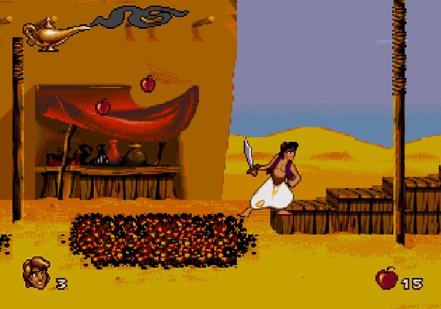 Aladdin Genesis