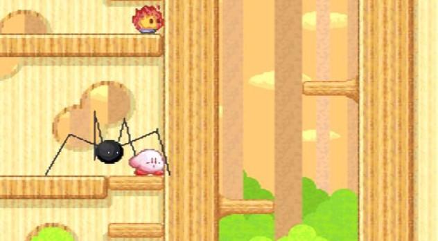kirby spider