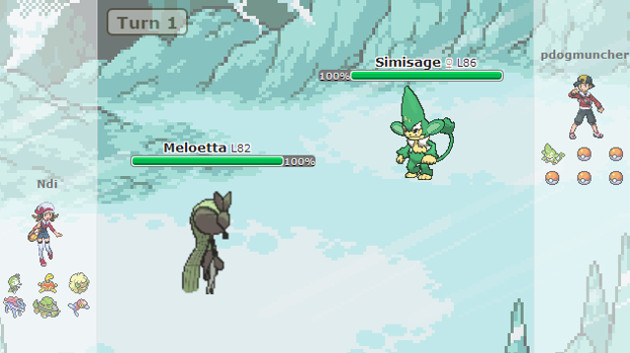 pokemon-online-battling