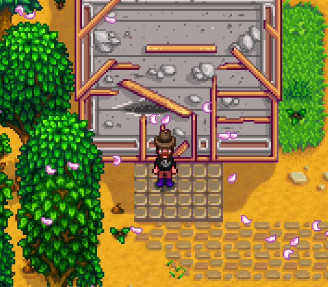 Stardew Valley Greenhouse