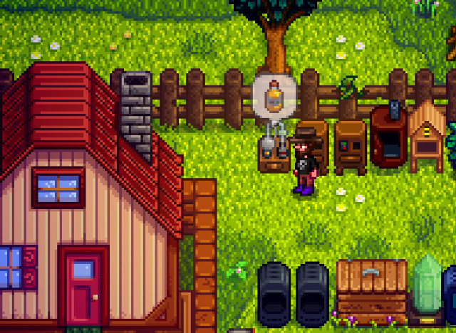 Stardew Valley Truffle Oil