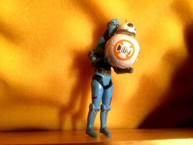BB8 Hug