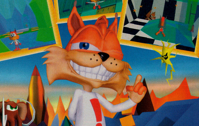 Bubsy 3D Pull Quotes