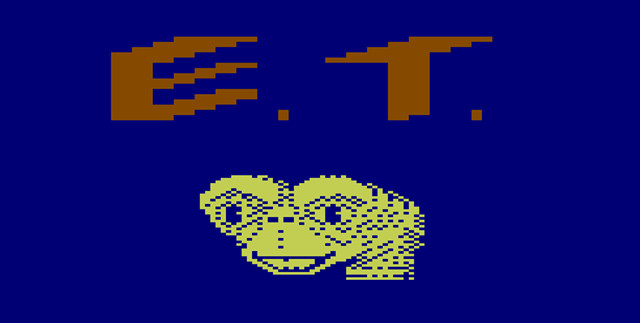 ET Title Screen