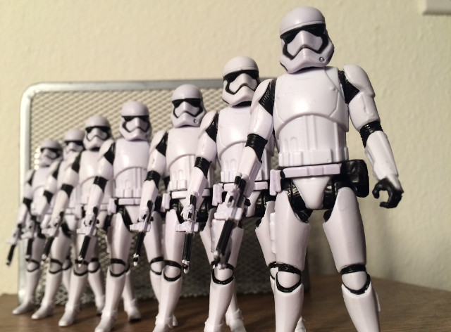 Stormtrooper Toys
