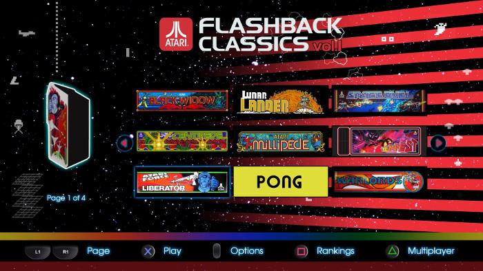 Atari Flashback Classics Vol 1