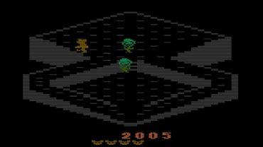 Crystal Castles Atari 2600
