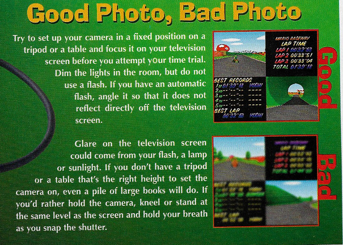 Good Photo Bad Photo